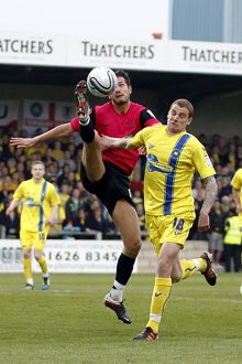 npower League Two - Torquay United vs. Southend United - 14/04/12