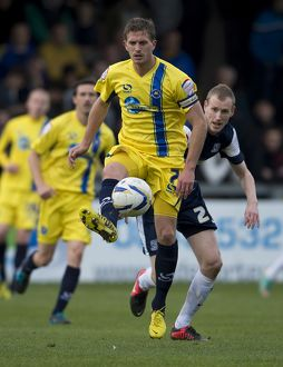 npower League Two - Torquay United vs. Southend United - 17/11/12