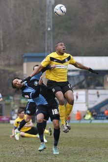 npower League Two - Wycombe Wanderers vs. Southend United - 23/02/2013