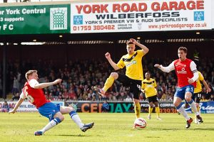 npower League Two - York City vs. Southend United - 20/04/2013