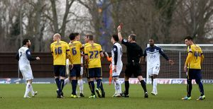 Oxford v Southend