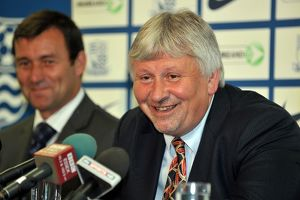 <b>Paul Sturrock Press Conference</b><br>Selection of 15 items