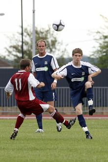 Pre-Season Friendly - Chelmsford City vs. Southend United