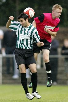 Pre-Season Friendly - Great Wakering Rovers vs. Southend United - 12/07/11