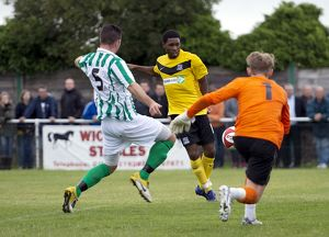 Pre-Season Friendly - Great Wakering Rovers vs. Southend United - 18/07/12