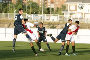 Pre-Season Friendly - Rayo Vallecano B vs. Southend United - 29/07/12