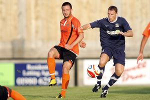 Pre-Season Friendly - Salisbury City vs. Southend United