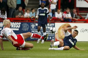 Pre-Season Friendly - Stevenage Borough vs. Southend United
