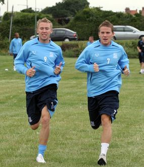 Richie Foran & Mark Gower