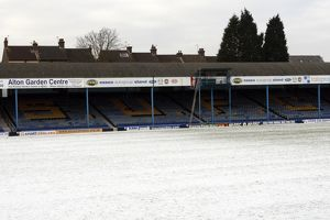 Roots Hall In The Snow