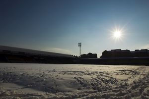 <b>Roots Hall in the Snow</b><br>Selection of 13 items