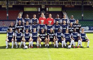 Southend United Team Photo 2009/10