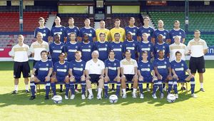 Southend United Team Photo 2010/11