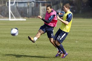 Southend United Training Session - 23/03/12