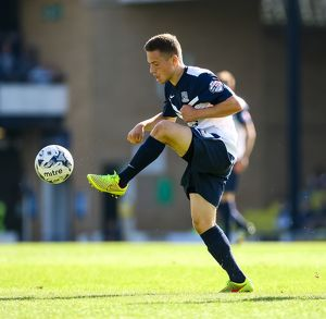 Southend United v Portsmouth. Sky Bet League Two