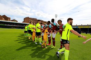 Southend Utd v West Ham