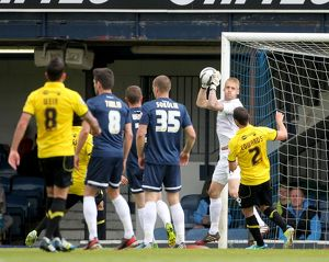 Southend v Burton