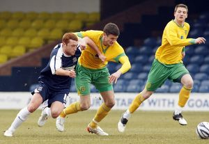 TotesportCombination League - Southend United Reserves vs. Norwich City Reserves