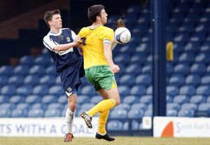 Totesport.com Combination League - Southend United Reserves vs. Norwich City Reserves