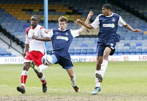 TotesportCombination League - Southend United Reserves vs. Stevenage Borough Reserves