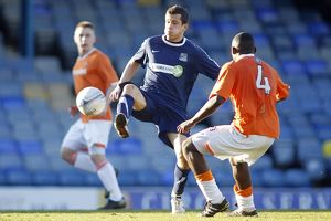 TotesportCombination League - Southend United Reserves vs. Luton Town Reserves - 08/02/11