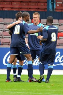 Totesport.com Combination League - Southend United vs. Stevenage Borough