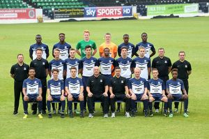 Youth Team 2014-15